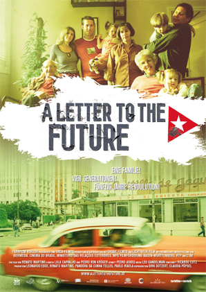 plakat A letter to the future