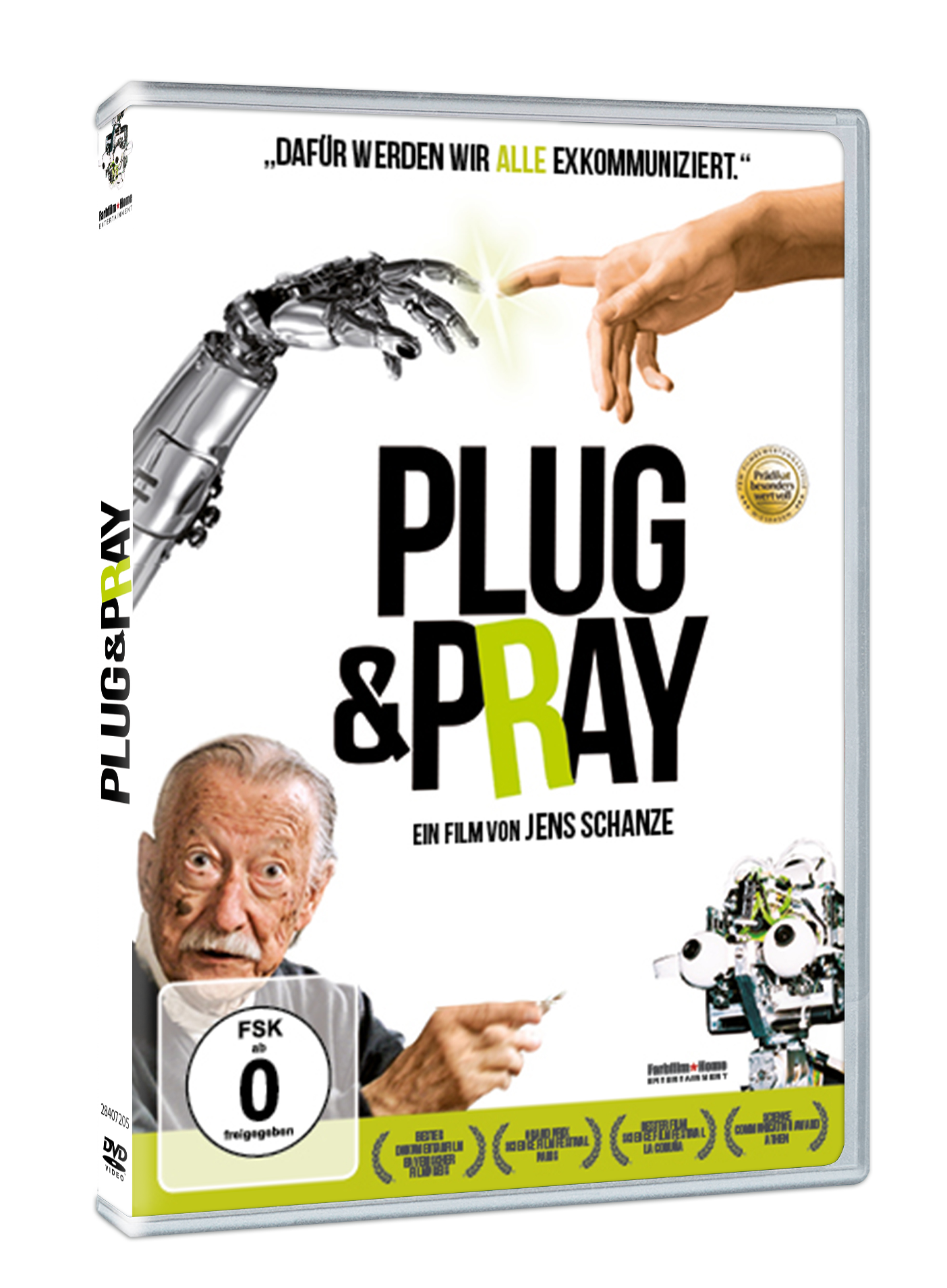 packshot Plug & Pray