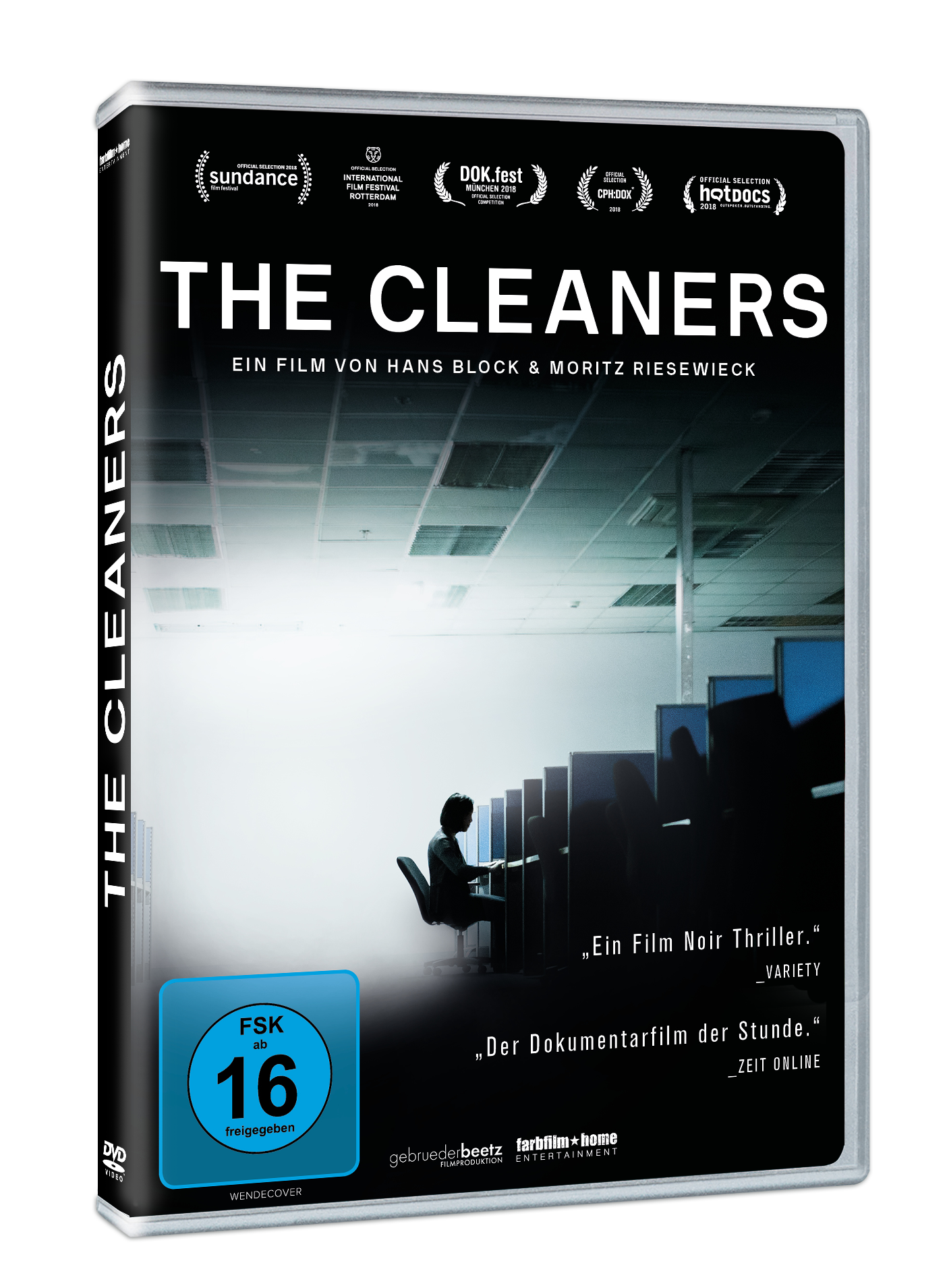 packshot The Cleaners
